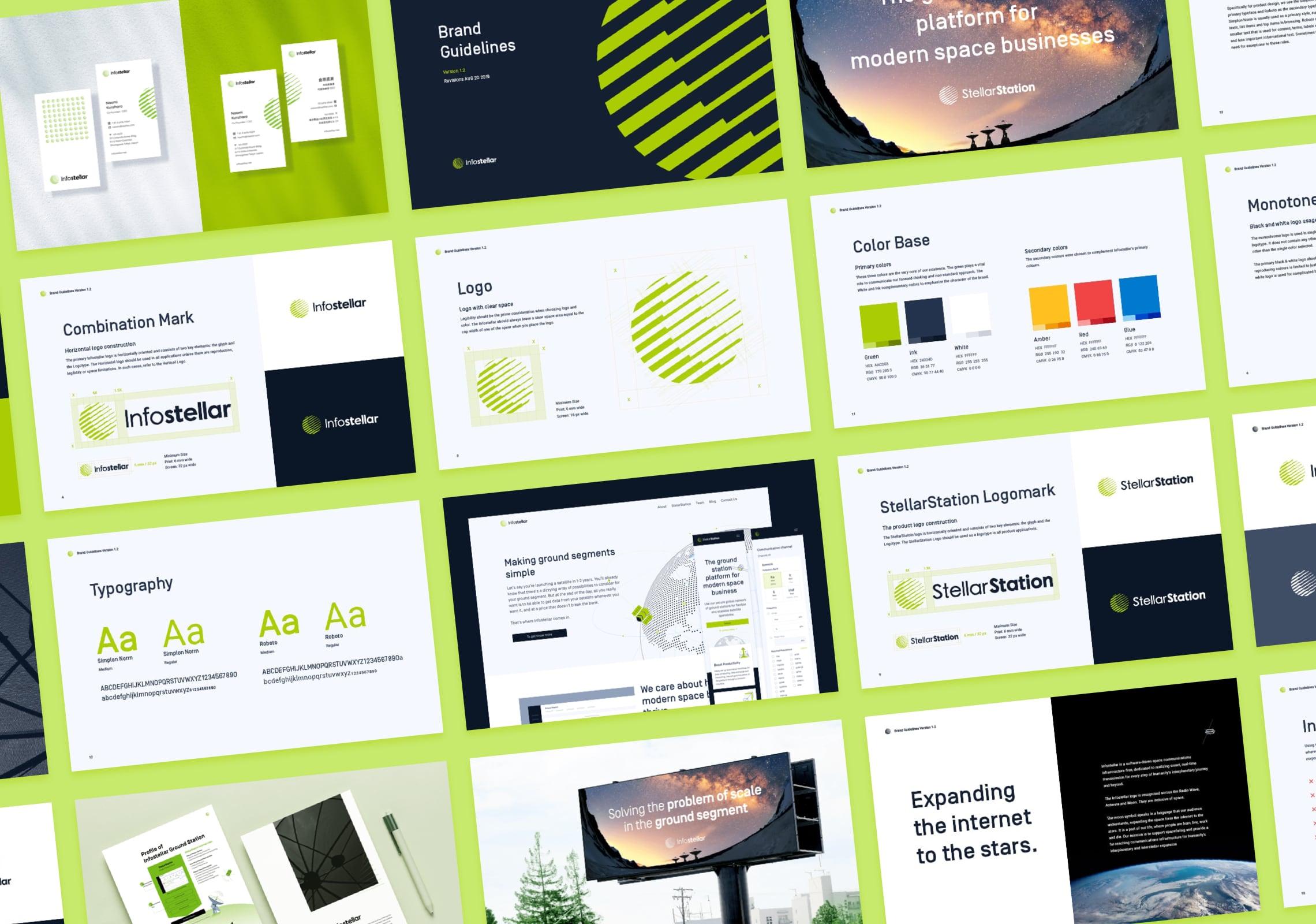 Branding redesign